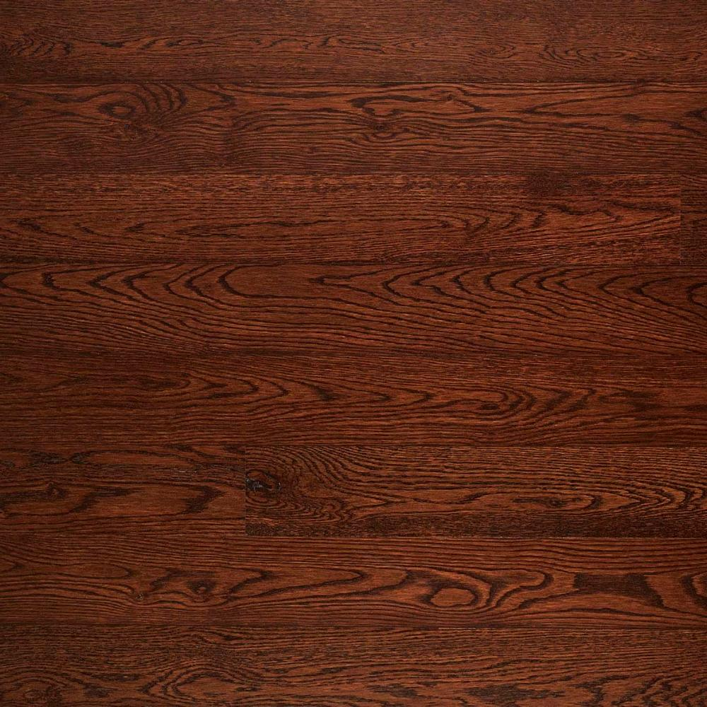 Oak Smooth Rum Plank Flooring