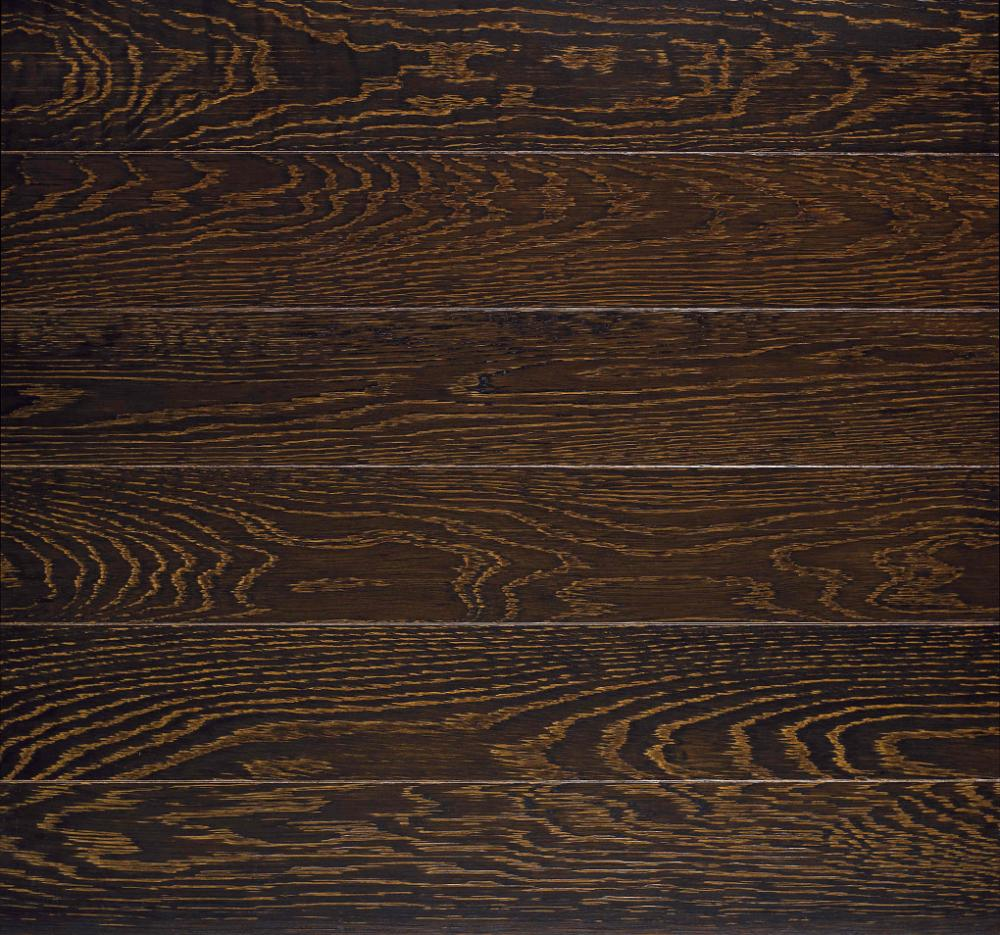 Plank Flooring Oak Textured Amp Dark Brown 100 Solid Wood