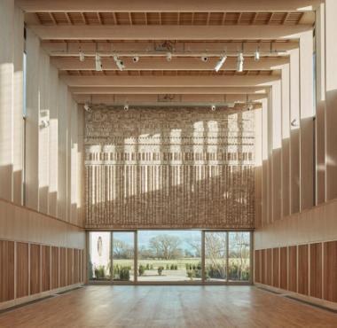 fb5383ec4 Junckers hardwood flooring for multi award-winning building